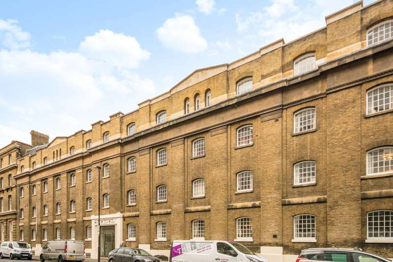 3 Bedrooms Flat for sale in St John Street, Clerkenwell, EC1V