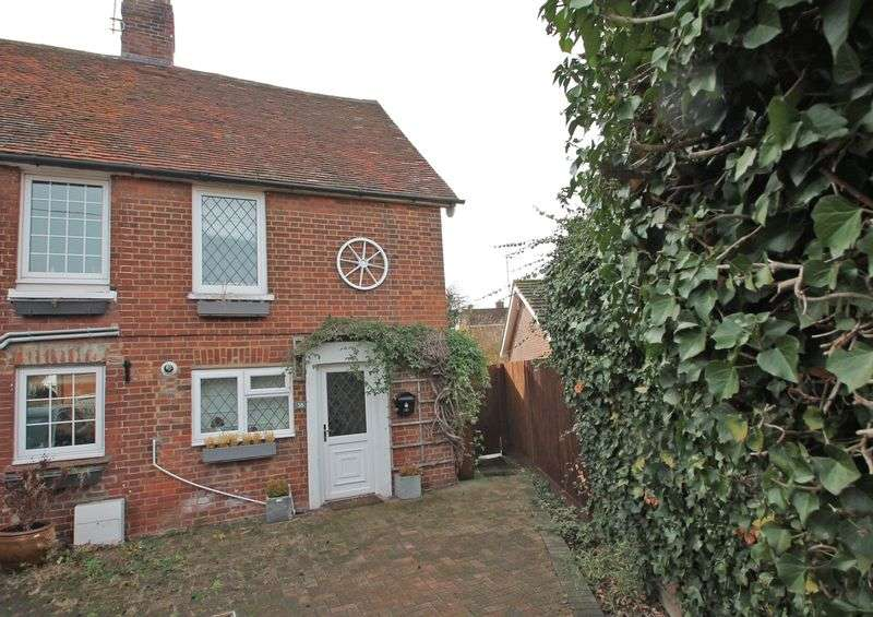 3 Bedrooms Semi Detached House for sale in Church Road, Paddock Wood