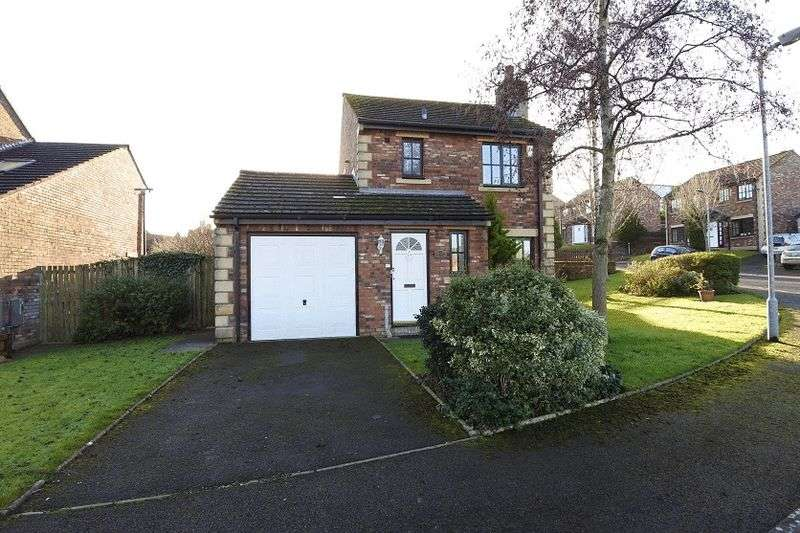 3 Bedrooms Detached House for sale in Townfoot Park, Brampton