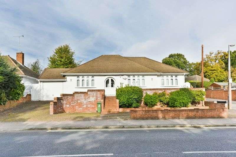 2 Bedrooms Detached Bungalow for sale in Hurst Road, Bexley