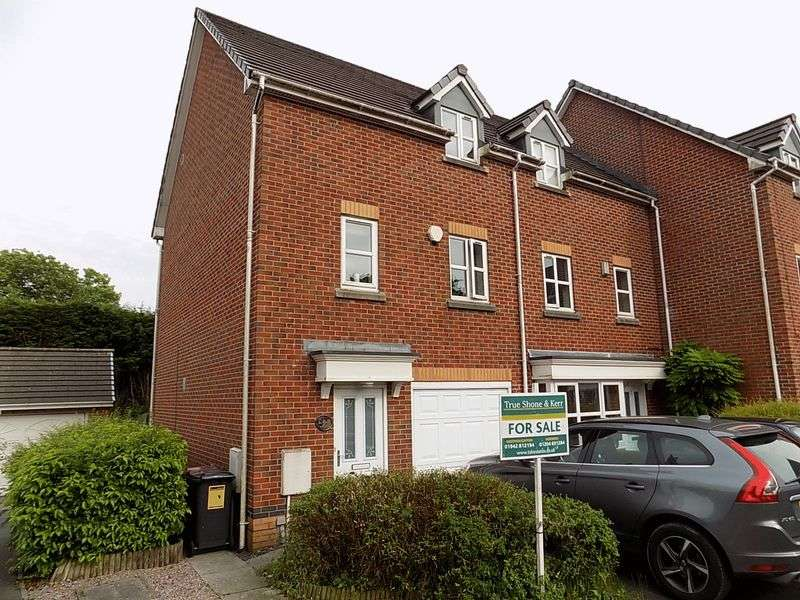 3 Bedrooms Terraced House for sale in Hadleigh Green, Lostock
