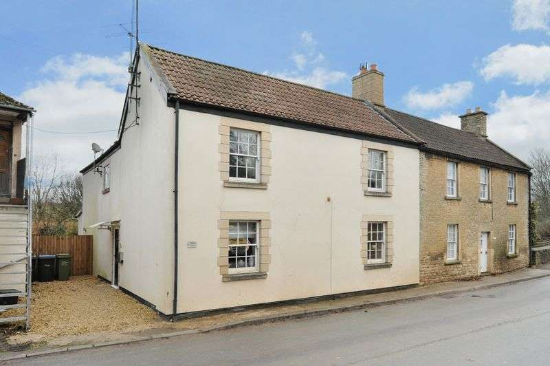 4 Bedrooms Semi Detached House for sale in Burton, Chippenham