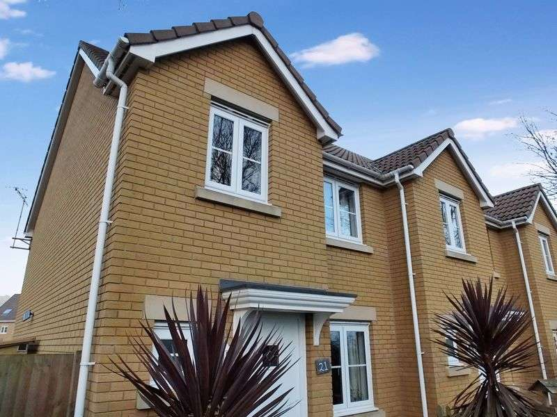3 Bedrooms House for sale in Company Farm Drive, Abergavenny