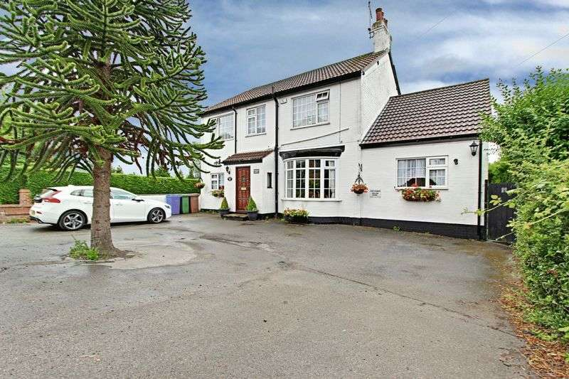 4 Bedrooms Detached House for sale in North Moor Lane, Cottingham