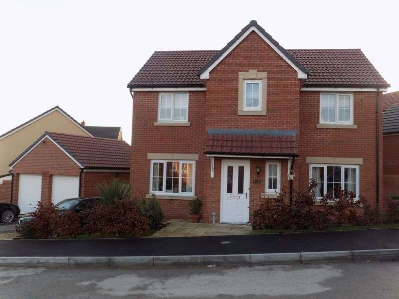 4 Bedrooms Detached House for sale in Hyde Road, Royal Wootton Bassett