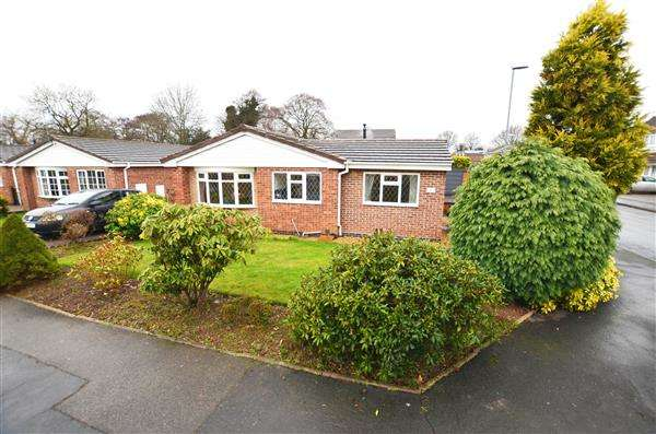 3 Bedrooms Detached Bungalow for sale in Goodwood Place, Trentham, Stoke-On-Trent
