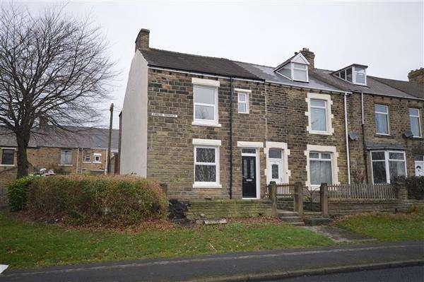3 Bedrooms Semi Detached House for sale in Jubilee Terrace, Stanley