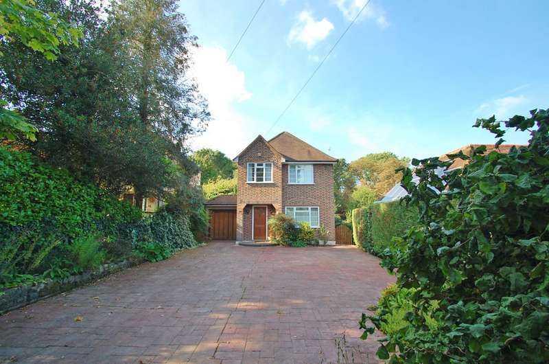 4 Bedrooms Detached House for sale in Broken Gate Lane, Denham, UB9