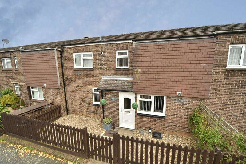 4 Bedrooms Terraced House for sale in Downing Close, Mildenhall, Bury St. Edmunds