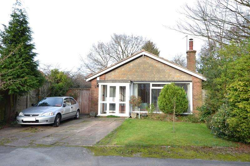 2 Bedrooms Detached Bungalow for sale in Green Court, Hall Green