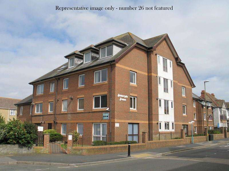 1 Bedroom Retirement Property for sale in High Street, Lee-On-The-Solent