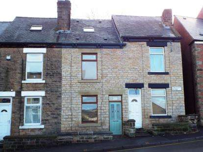 3 Bedrooms Terraced House for sale in Walkley Road, Walkley, Sheffield