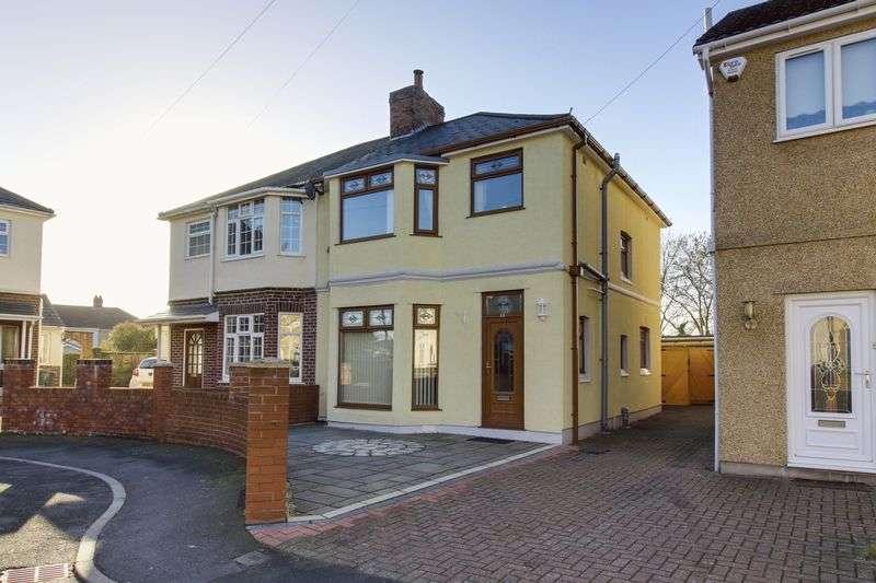 3 Bedrooms Semi Detached House for sale in Parfitt Street, Newport