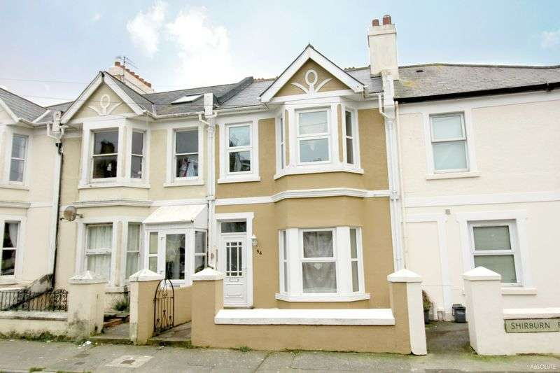 4 Bedrooms Terraced House for sale in Shirburn Road, Torquay