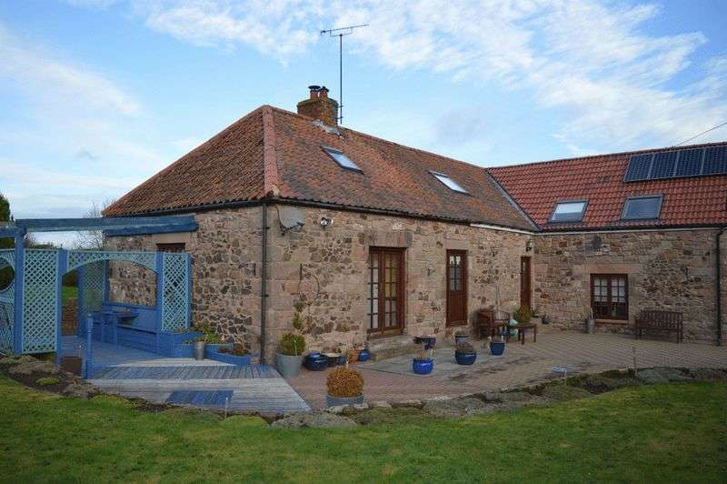 4 Bedrooms Detached House for sale in Cottage Road, Wooler, Northumberland