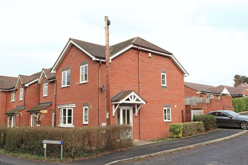 3 Bedrooms Semi Detached House for sale in Teamore Close, Ketley, Telford