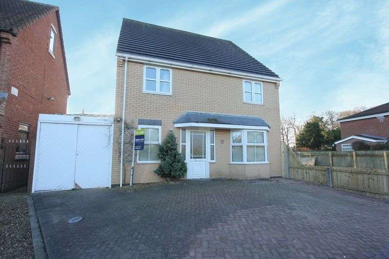 4 Bedrooms Detached House for sale in Wadsworth Avenue, Hull