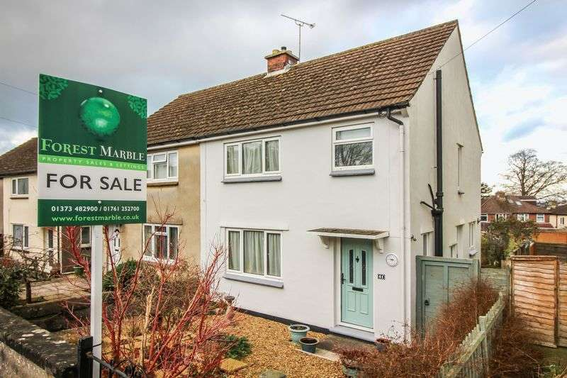 3 Bedrooms Semi Detached House for sale in Robins Lane, Frome