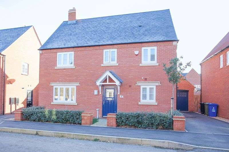 4 Bedrooms Detached House for sale in Welcome to Juliet Drive, Brackley