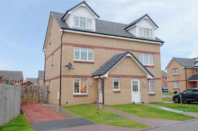3 Bedrooms Semi Detached House for sale in , Kilmarnock, East Ayrshire, KA3 1TF
