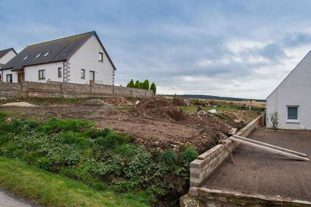 Plot Commercial for sale in Clochan, Buckie, Moray, AB56 5EQ