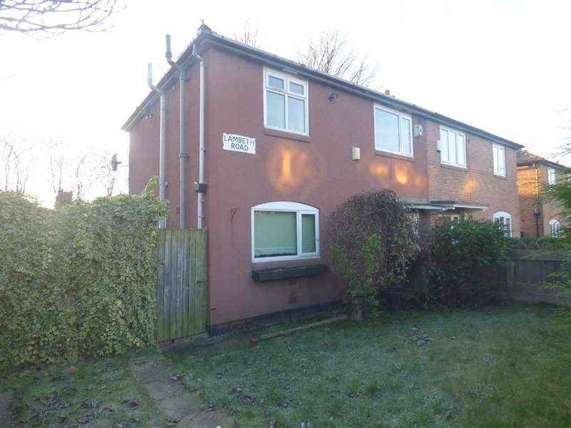3 Bedrooms Property for sale in Lambeth Road, Newton Heath, Manchester, M40