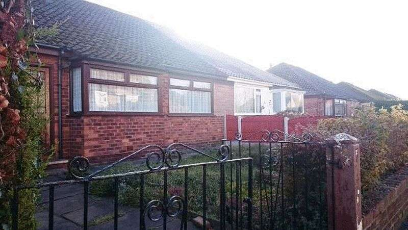 3 Bedrooms Semi Detached Bungalow for sale in Cousins Lane, Rufford