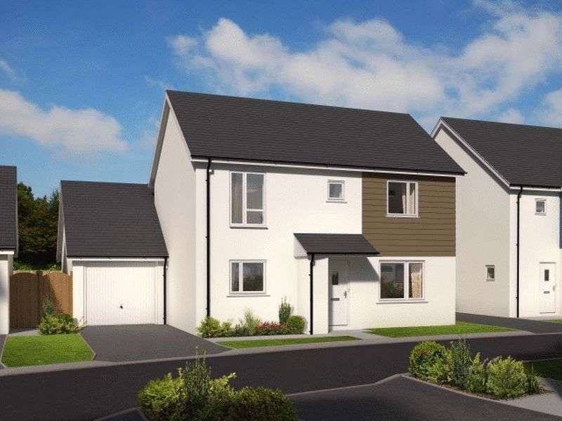 3 Bedrooms Detached House for sale in North Road, Bradworthy