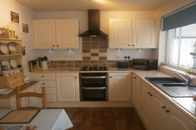 3 Bedrooms Semi Detached House for sale in Blackrod Close, Toton, Nottingham, NG9