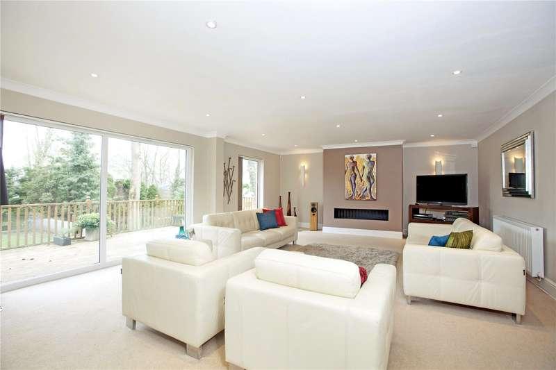 4 Bedrooms Detached House for sale in St. Leonards Hill, Windsor, Berkshire, SL4