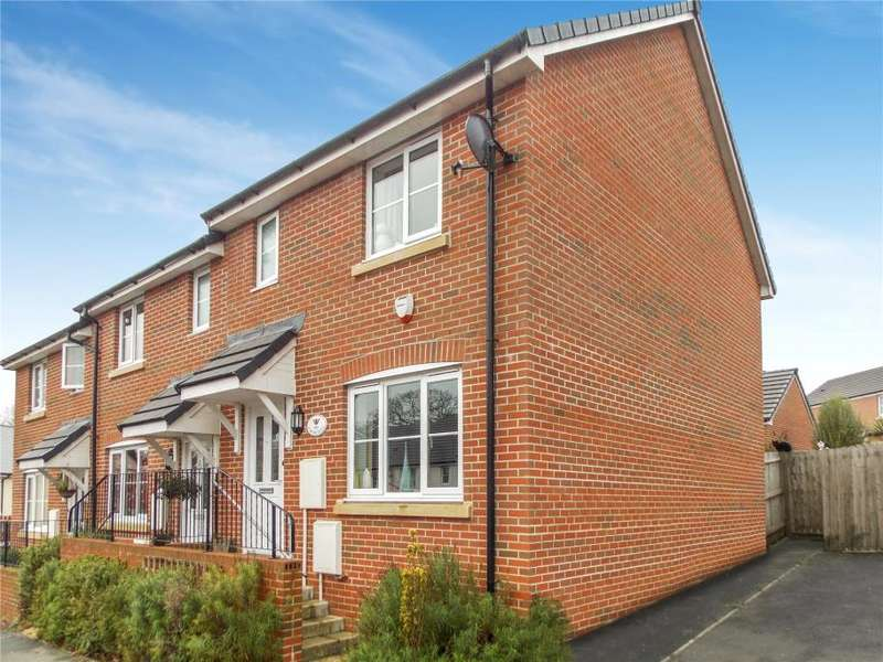 3 Bedrooms End Of Terrace House for sale in Scarne Side Grove, Launceston, Cornwall