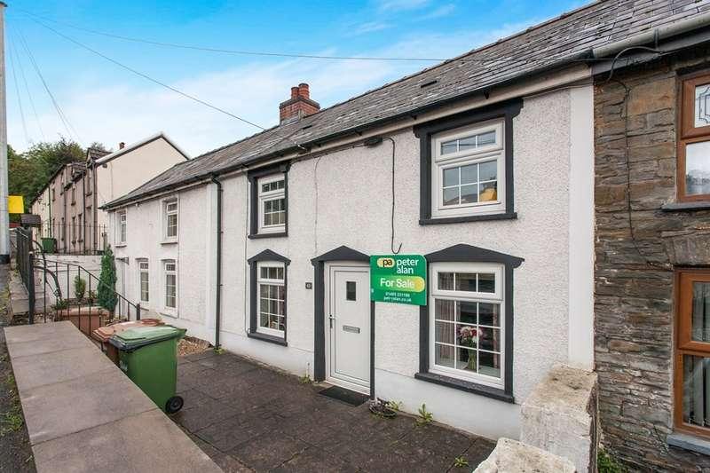2 Bedrooms Terraced House for sale in High Street, Pengam, Blackwood