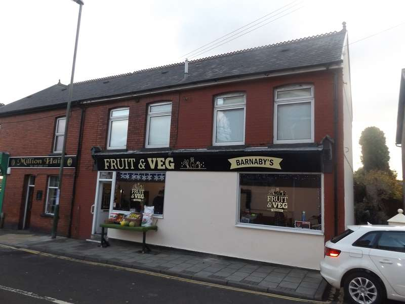Commercial Property for sale in Pandy Road, Bedwas, Caerphilly