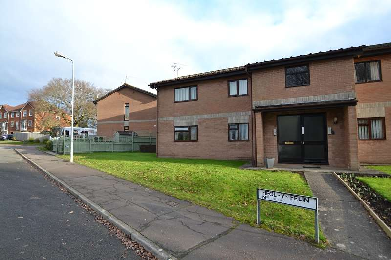 2 Bedrooms Ground Flat for sale in Heol Y Felin , Rhiwbina, Cardiff. CF14 6NT