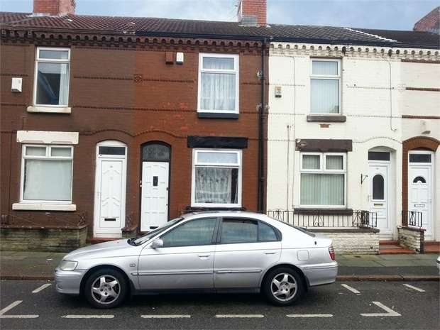 2 Bedrooms Terraced House for sale in Goodison Road, Liverpool, Merseyside