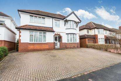 5 Bedrooms House for sale in Timberdine Avenue, Battenhall, Worcester, Worcestershire