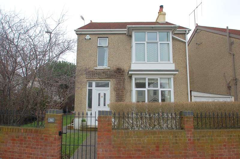 3 Bedrooms Detached House for sale in Linden Grove, Alverstoke, GOSPORT