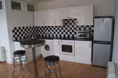 1 Bedroom Flat for sale in Flat 7, 71-73 Moores Road, Leicester, Leicestershire