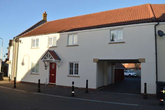 3 Bedrooms Terraced House for sale in The Badgers, St Georges, Weston-super-Mare