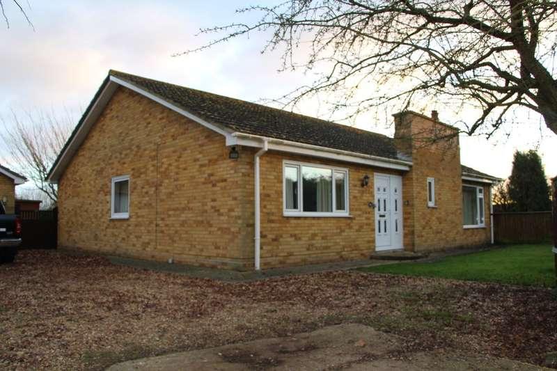3 Bedrooms Detached Bungalow for sale in East Fen Common, Soham