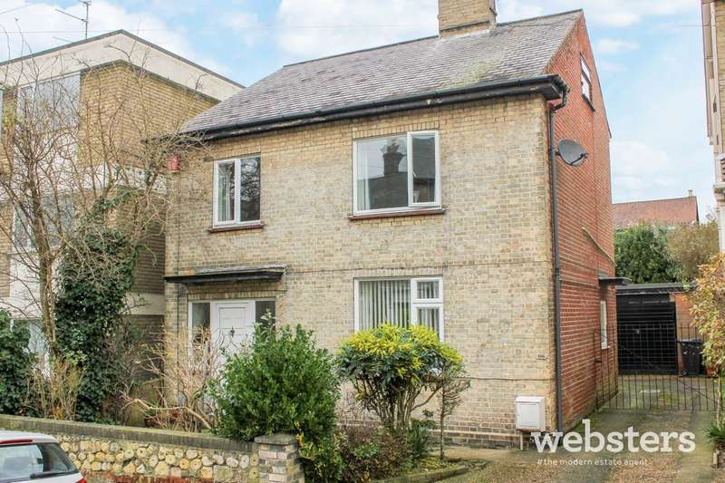 4 Bedrooms Detached House for sale in Trinity Street, Norwich