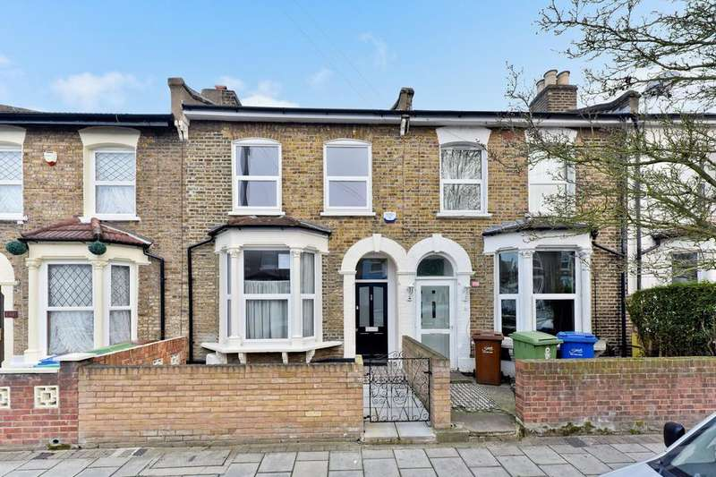 3 Bedrooms Terraced House for sale in Hollydale Road, London SE15