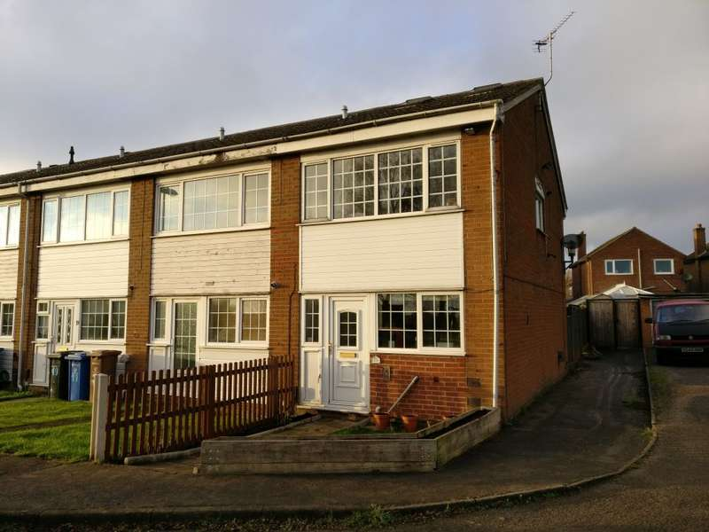 2 Bedrooms Terraced House for sale in Sundew close, Spondon, Derby, De21 7nw