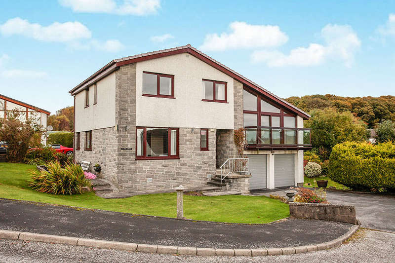 4 Bedrooms Detached House for sale in The Grove, Dalbeattie, DG5