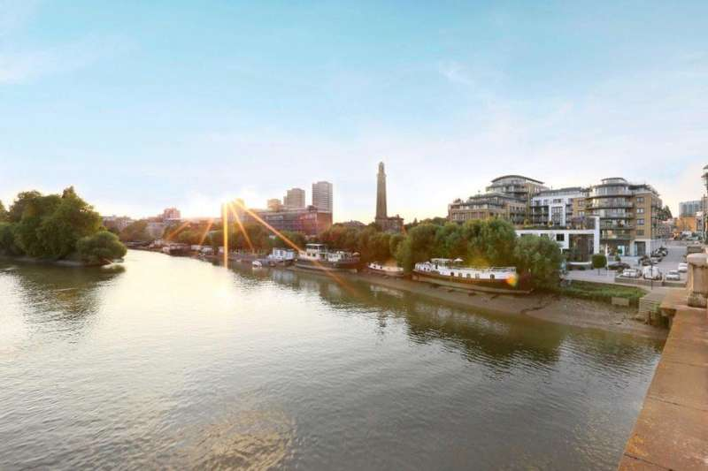 2 Bedrooms Apartment Flat for sale in Kew Bridge
