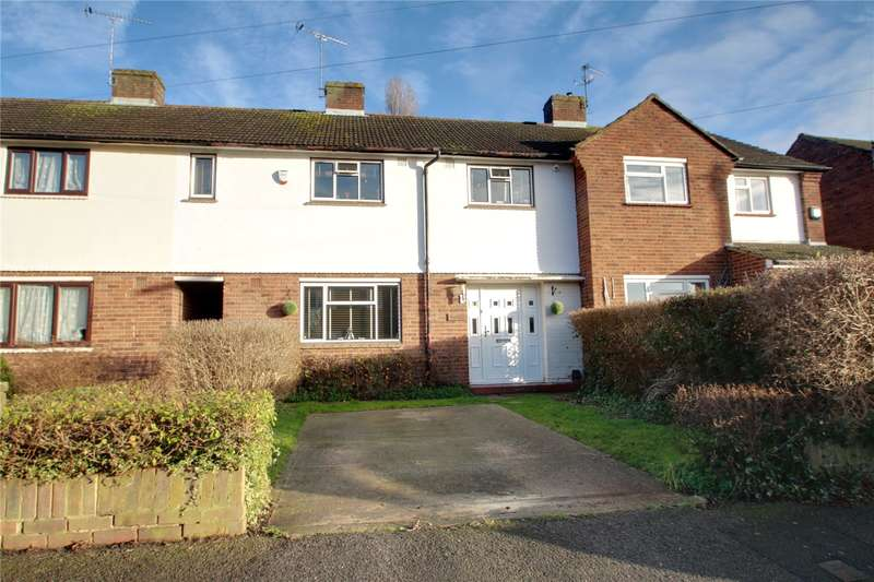 3 Bedrooms Terraced House for sale in Fairway, Chertsey, Surrey, KT16