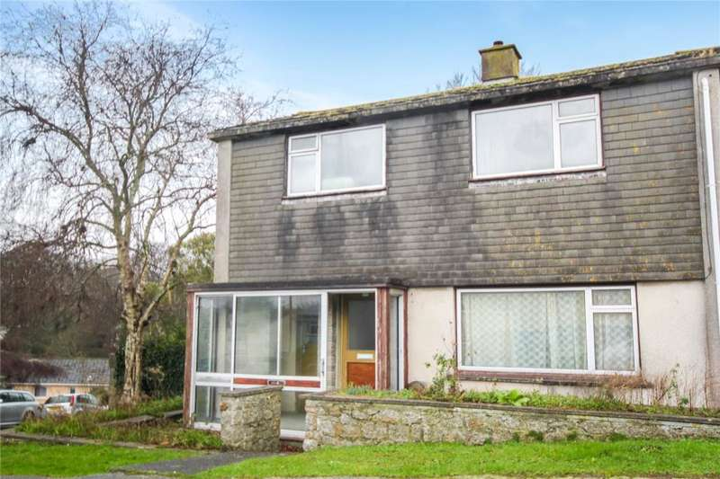 2 Bedrooms End Of Terrace House for sale in Ferndale Road, Falmouth, Cornwall