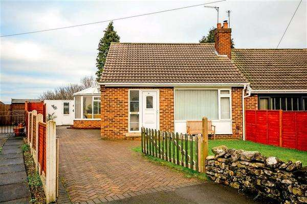 3 Bedrooms Bungalow for sale in Knox Close, Harrogate
