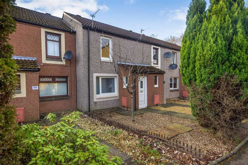 2 Bedrooms Terraced House for sale in Franchi Drive, Stenhousemuir