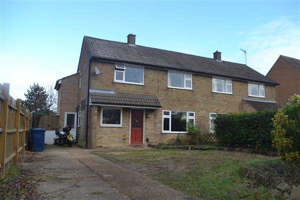 4 Bedrooms Semi Detached House for sale in Cambridge Road, Fulbourn, Cambridge